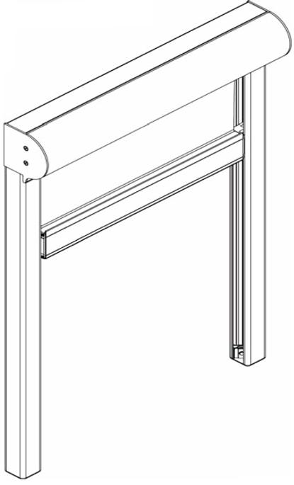 солцезащитная система Веранда схема
